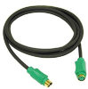 Cables To Go 6-Foot Ultima Male-to-Female PS/2 Mouse Cable -- 29617