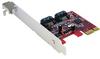 Startech.com 2-port SATA 6 Gbps PCI Express SATA Controller -- PEXSAT32