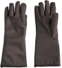 PIP Temp-Gard 202-1015 Black Large Silicone Extreme Temperature Glove - -321 °F to +500 °F - 15 in Length - Impervious to Cryogenic Liquids - 616314-86328 -- 616314-86328