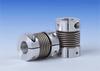 Zero Backlash Miniature Metal Bellows Couplings -- BKL003 - Image