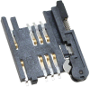 Memory Connectors - PC Cards -- WM3644CT-ND