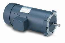 DC motor from Dart Controls