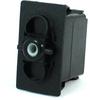 Carling Technologies V2D1S00B-00000-000 Unlit, SPST, Momentary (On)-Off, 12V/20A Rocker Switch -- 44302
