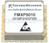 1,000 MHz Phase Locked Oscillator in 0.5 inch SMT (Surface Mount) Package, 100 MHz External Ref., Phase Noise -110 dBc/Hz -- FMXP5010 - Image