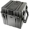 Pelican 0340 Cube Case - No Foam - Black   SPECIAL PRICE IN CART -- PEL-0340-001-110 -Image