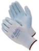 G-Tek(R) MaxiCool(TM) Ultra Light Weight Blue Foam Nitrile Dip, White Seamless Knit Nylon Liner, Medium -- 616314-10934