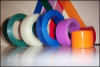 Rolls of Plastic - Image