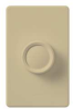 Fan Control,Rotary,120V,5 Amp,1 Pole -- 5PWJ4