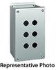 14 x 13 x 3 inch (HxWxD) NEMA 12 Pushbutton Enclosure, blank ... -- PB25BC