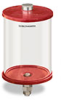 Red Color Key, Clear View Oil Reservoir, 1/2 gal Pyrex, 1/8