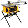 DEWALT 10 In. Jobsite Table Saw -- Model# DW744X