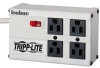 4-Outlet Isobar Surge Protector with 6-ft Cord and All-Metal Housing -- IBAR4