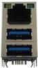 Modular Connectors - Jacks With Magnetics -- RJMG231022830ER-ND