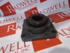 PILLOW BLOCK 4BOLT FLANGE W/LOCK COLLAR 35MM SHAFT -- HCFS207 - Image