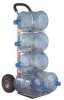 Bottle Water Hand Truck,500 lb. -- HBK128HM4