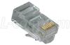 Modular Plug, RJ45 (8x8) (Keyed), Pkg/100 -- TD8P8CK