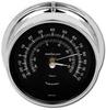 Criterion with 2-Sensors (Air/Air), Chrome case, Black dial