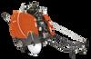 Diesel Powered Floor Saw -- FS 4400 D - Floor Saw