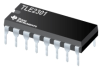 TLE2301 Excalibur 3-State-Output Wide-Bandwidth Power Operational Amplifier -- TLE2301INE -Image