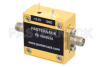 24.5 dBm P1dB, 12.4 GHz to 26.5 GHz, Medium Power Broadband Amplifier, 35 dB Gain, 3 dB NF, SMA -- PE15A3024 -Image