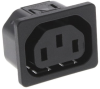 Power Entry Connectors - Inlets, Outlets, Modules -- 486-4439-ND -Image