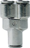 Brass Push-in Fittings - BSP/Metric Size -- 6560-4 - Image