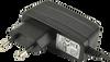 Wall Plug-In European Blade AC-DC Power Supply -- SWI5-12-E - Image