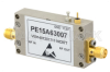 0.85 dB NF Input Protected Low Noise Amplifier, Operating from 2 GHz to 2.6 GHz with 30 dB Gain, 12 dBm P1dB and SMA -- PE15A63007 - Image