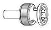 RF Connectors / Coaxial Connectors -- 031-80105 -Image