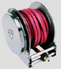 Hosetract LDS-1025 1 x 25 Stainless Steel Hose Reel - MADE I -- HOSLDS1025 -- View Larger Image