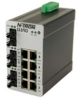 111FX3 Unmanaged Industrial Ethernet Switch, ST 40km -- 111FXE3-ST-40 -Image