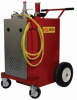 Pro 30-Gallon Gas Caddy w/ Air Motor - E85 Approved -- FC-P30-A