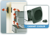 Middle Atlantic Cabinet Cooler -- MD-CABCOOL