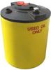 200 Gallon Double Wall Waste Oil Tank w/ Oil Level Gauge -- TC4153DC