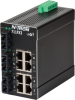 711FX3 Managed Industrial Ethernet Switch, SC 80km -- 711FXE3-SC-80 -Image