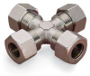 Compression Fittings, External Nut -- 430900800