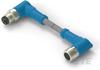 M8/M12 Cable Assemblies -- T4052224004-003 -Image