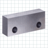 Standard Jaws for High Precision Power Vises -- Soft Blank Flat Jaws