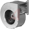 Blower;AC;Centrifugal;Single Inlet;115V;152CFM;62dBA;Ball;120mm;Cap not Included -- 70105388