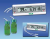 Dual Thermometer,2 Bottle Probes -- 6KED1