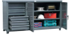 Cabinet Workbench-Half Width Drawers -- 63-242-6/5DB - Image
