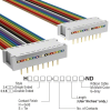 Rectangular Cable Assemblies -- H8PPH-1618M-ND -Image