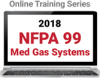 NFPA 99, Medical Gas Systems (2018): Online Training Preparation for ASSE Series 6000 Recertification - Image