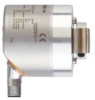 Incremental encoder with hollow shaft and display -- ROP521 -Image
