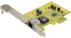 Gigabit Ethernet 10/100/1000 PCI Express (x1) Card -- PEN120