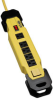 Power It! Safety Power Strip with 6 Outlets and 9-ft. Cord with GFCI Plug -- TLM609GF