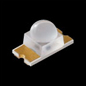 Reverse mount available chip LED with lens -- SMLS14BET