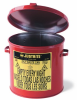 Counter-Top Oily Waste Can -- CAN160
