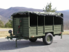 Generator Support Equipment -- 172-in Trailer -- View Larger Image