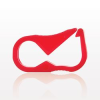 Pinch Clamp, Red -- 13612 -Image